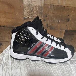 Adidas Pro model 2010 womens basketball shoes 8